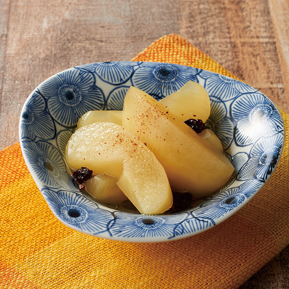 リンゴのコンフォート