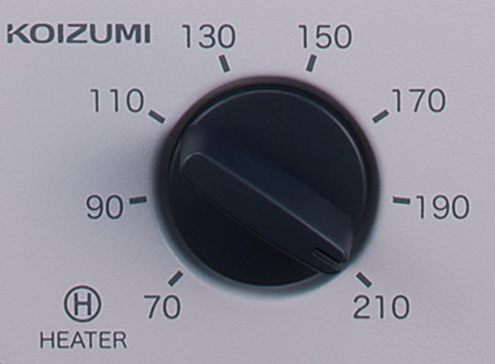 KOS-0601/H 温度調節つまみ