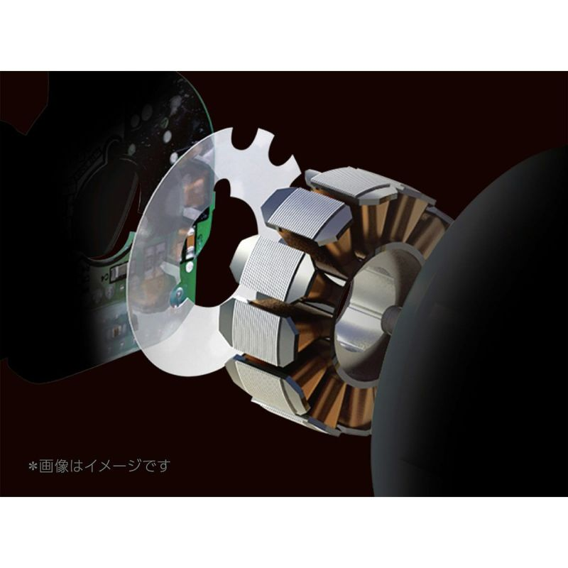KHD-9490 ブラシレスDCモーター