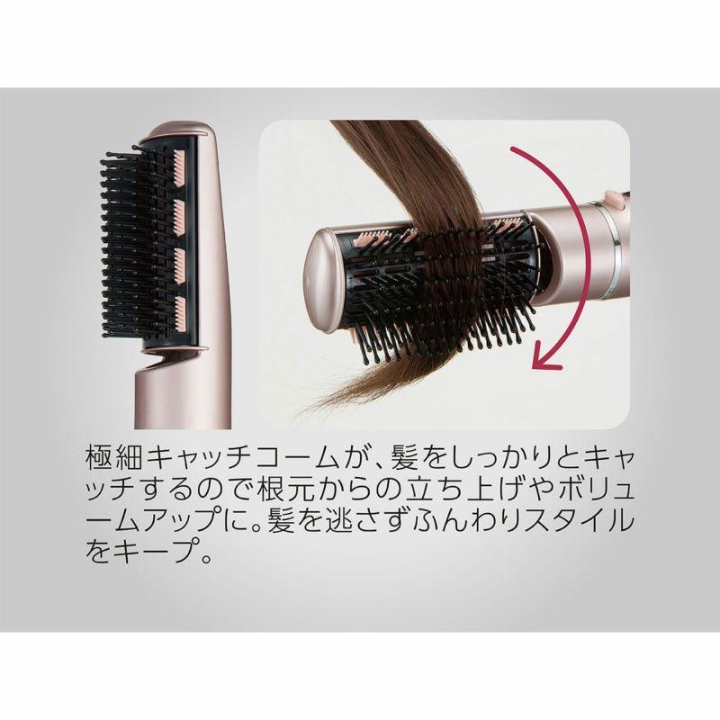 KHC-5120 先玉ボリュームキャッチブラシ 特徴